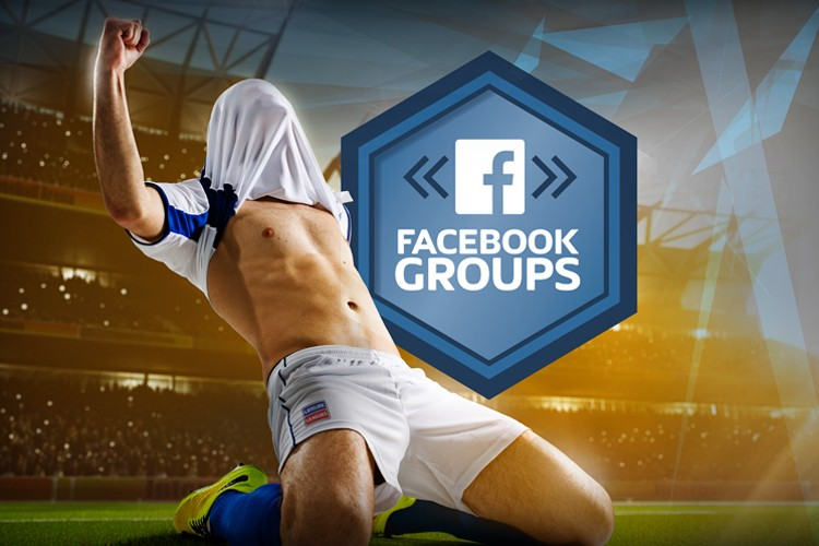 Facebook groups!