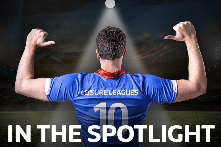 New feature - Team In The Spotlight!