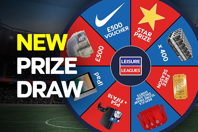 PRIZE DRAW DATE CONFIRMED!