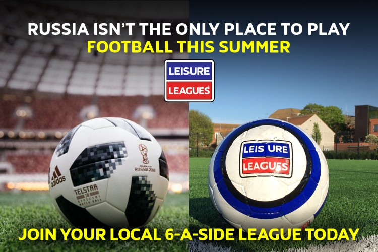 3 SPACES AVAILABLE IN THE CHESHUNT MONDAY LEAGUE