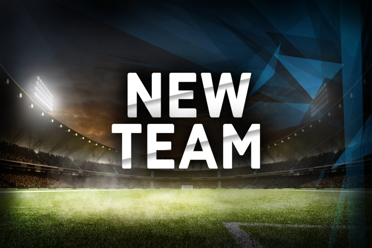 NEW TEAM REGISTERED AND PLAYING THIS WEEK