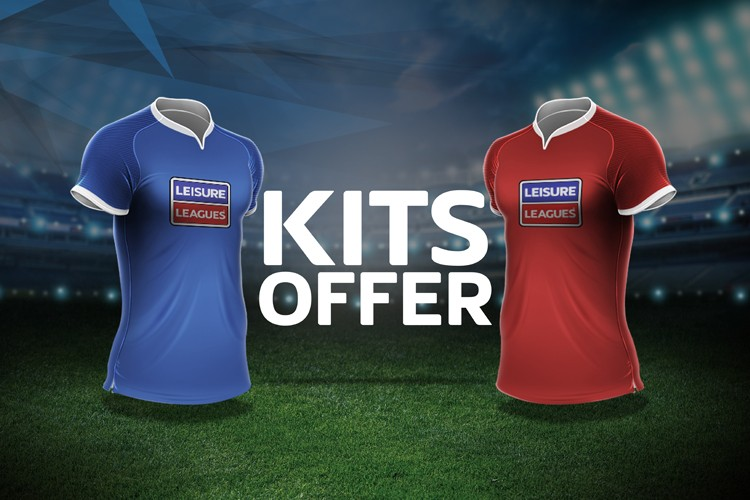 Team Kits Offer for September Signups!