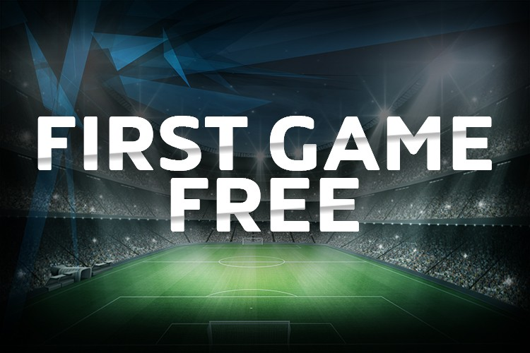 SPECIAL OFFER!! FIRST GAME FREE!! JOIN NOW!!