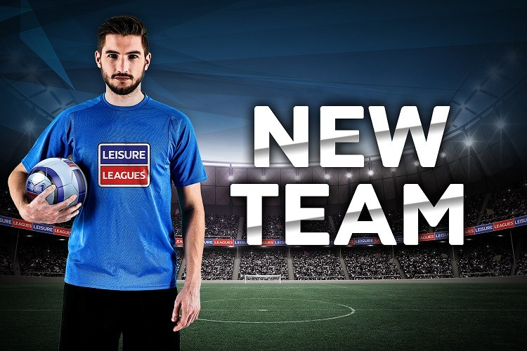 1st New Sunday League team signs up