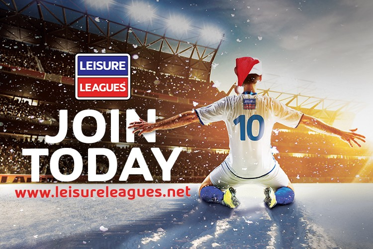 New League Starting Tues 8th January