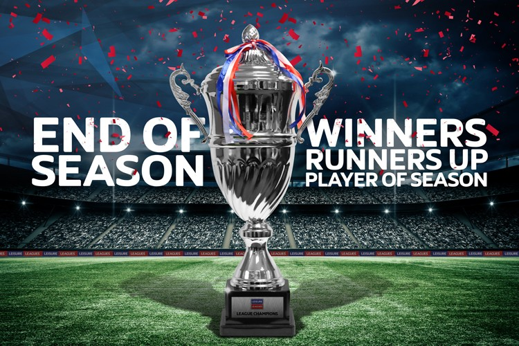 SEASON REACHES ITS CONCLUSION AND CHAMPIONS CROWNED 14TH MAY