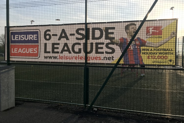 TUESDAY 6 a side league in Doncaster