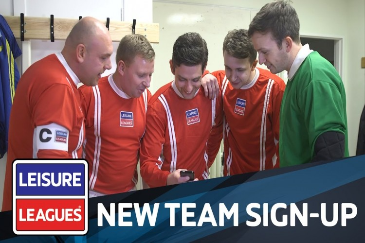 LEISURE LEAGUES COLCHESTER & TIPTREE - NEW TEAM SIGN UP!