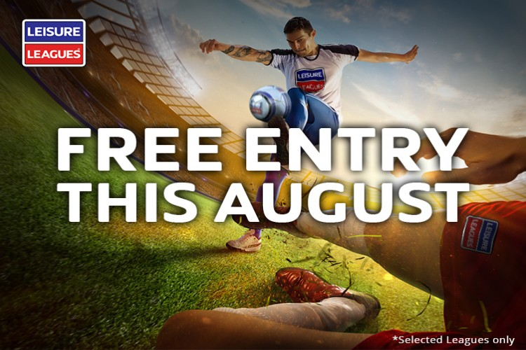 KIDDERMINSTER SUNDAY 6 A SIDE LEAGUE ENTRY OFFER