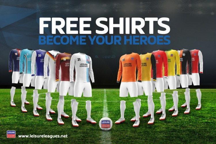 FREE KIT OFFER! Recommend a team!