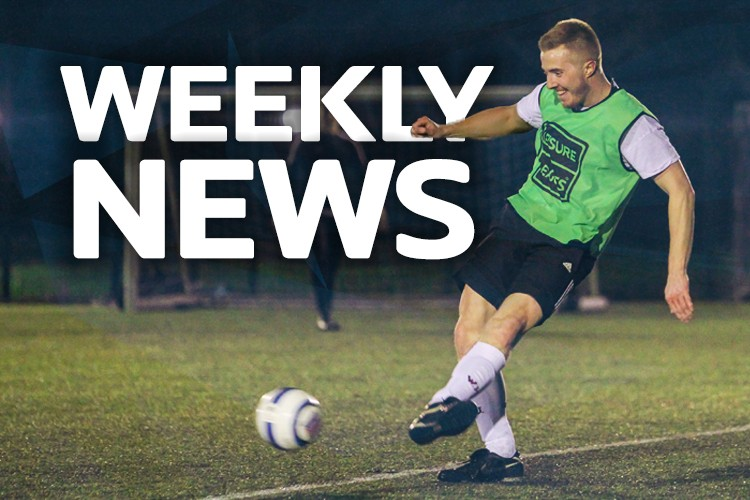 RUBERY TUESDAY LEAGUE NEWS UPDATE 6ASIDE 14TH JAN 2020