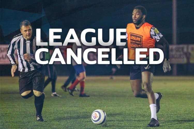 League Cancelled due to COVID-19
