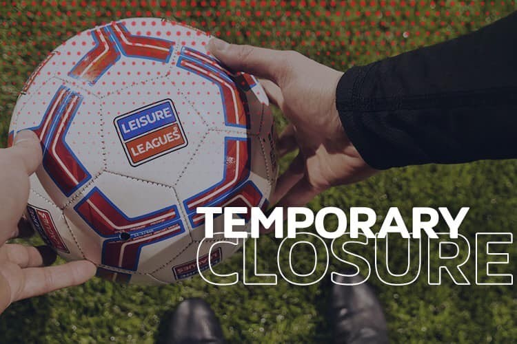 LEAGUE TEMPORARY CLOSED UNTIL FURTHER NOTICE!!