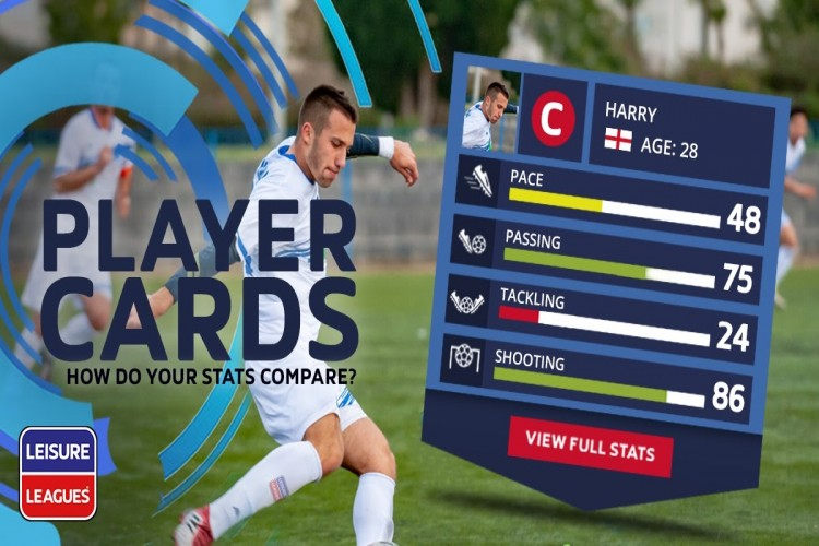 New player card feature for Swindon Academy six a side