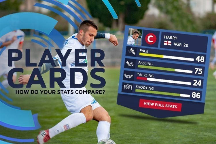 Have you filled out your player card yet?
