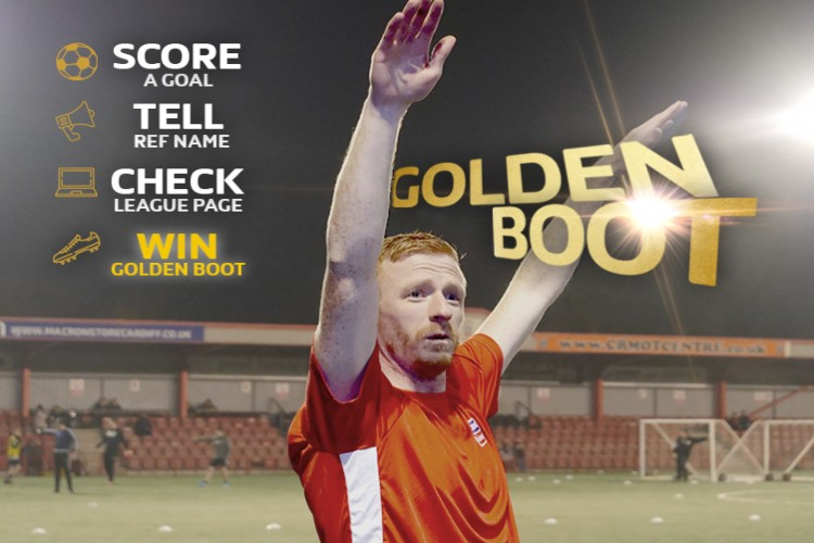 Fancy your chances of taking the Golden Boot?