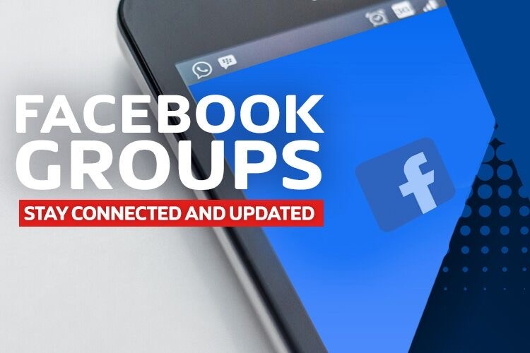 Join your local league Facebook group!