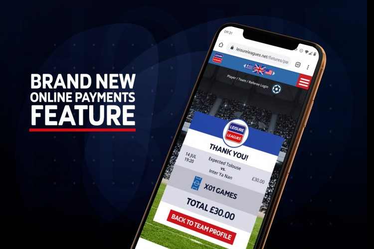 Now Anyone Can Pay For Games At Leisure Leagues