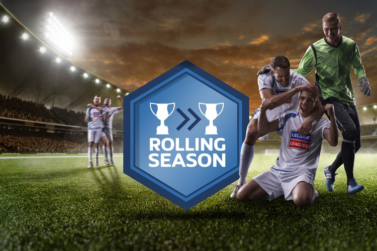 NEW SEASON STARTS SOON - SIGN UP NOW
