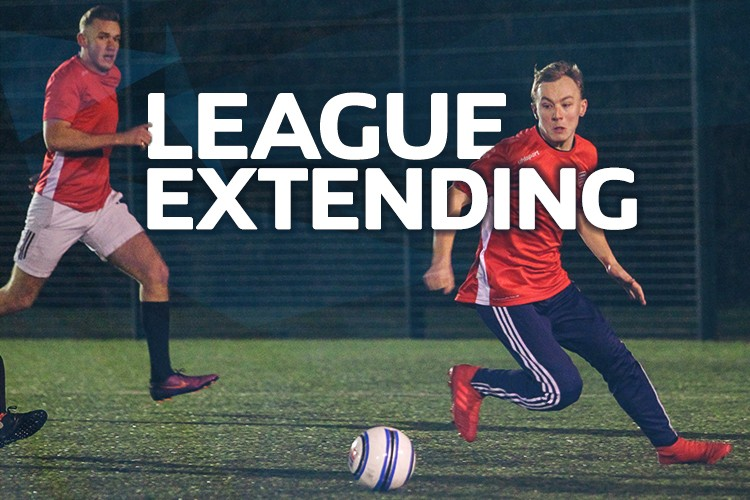 SIGN UP NOW and play at the best league in Town