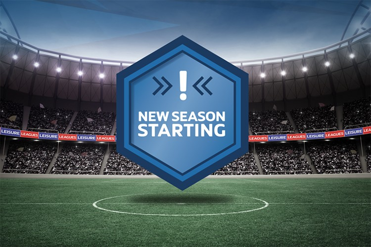 New Season starts on Wednesday 31st March!