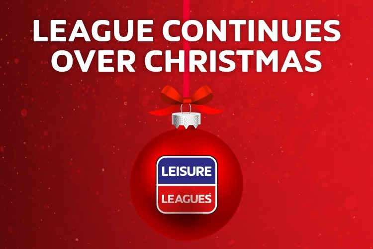 CANNOCK MONDAY LEAGUE OPERATING AS NORMAL ON 28TH DECEMBER!