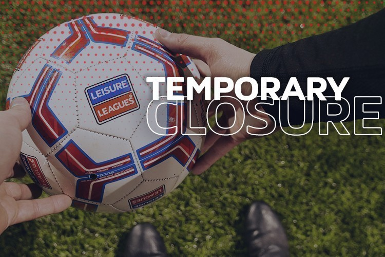 LEAGUE TEMPORARILY POSTPONED