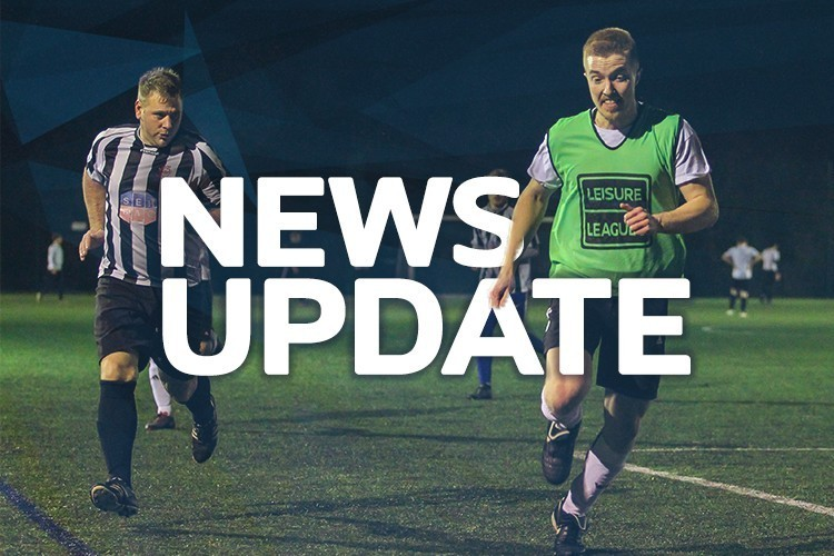 HALIFAX MONDAY 5 A SIDE LEAGUE NEWS 2ND MARCH 2021