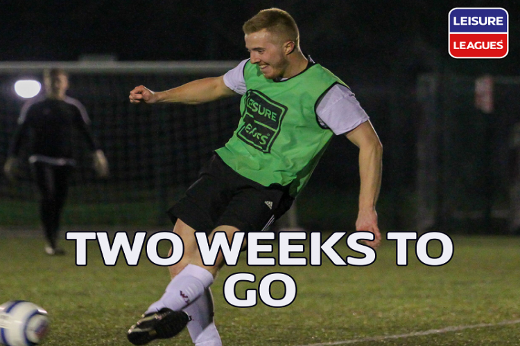 2 Weeks until re-launch of Chatham 5 a side