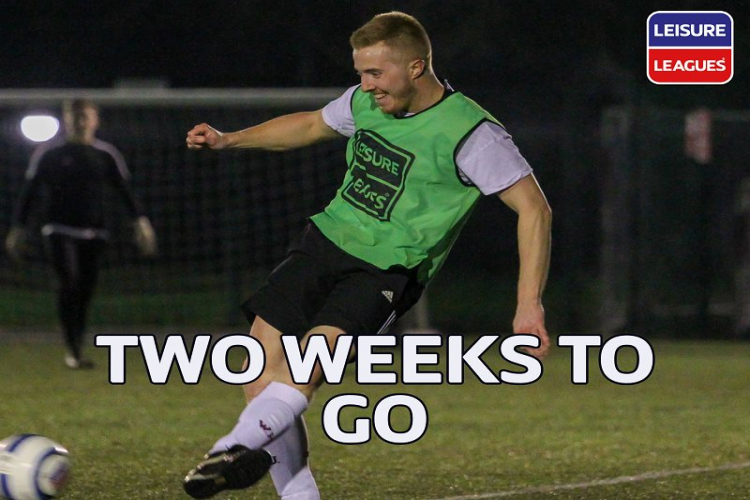 ONLY TWO WEEKS TO GO UNTIL LEAGUES RESUME!!