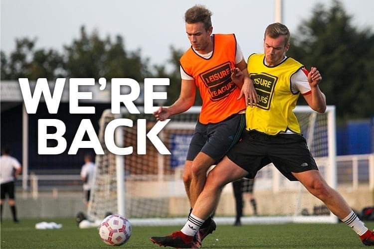 BREAKING NEWS!! THE LEAGUE IS BACK ON THUR 1st APRIL 2021!!