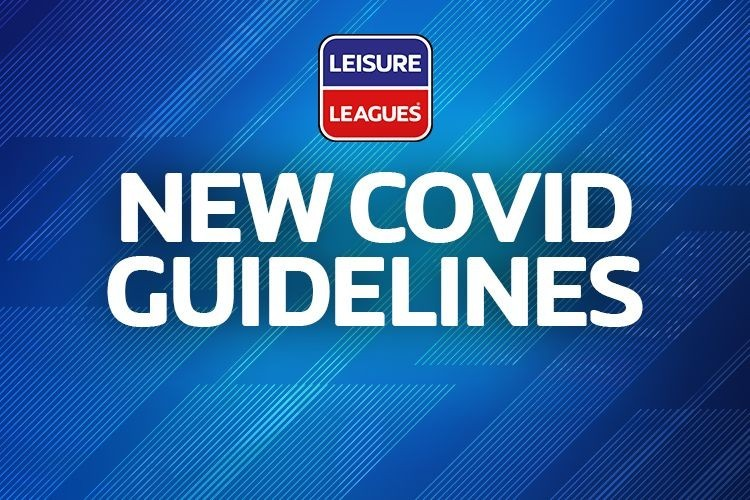 SITTINGBOURNE FRIDAY LEAGUE  - NEW COVID GUIDELINES