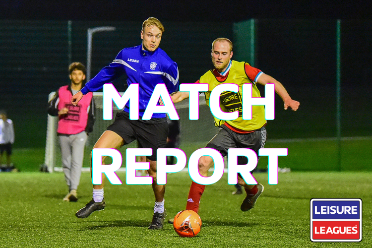 Match day report Gosport Wednesday 6 a side