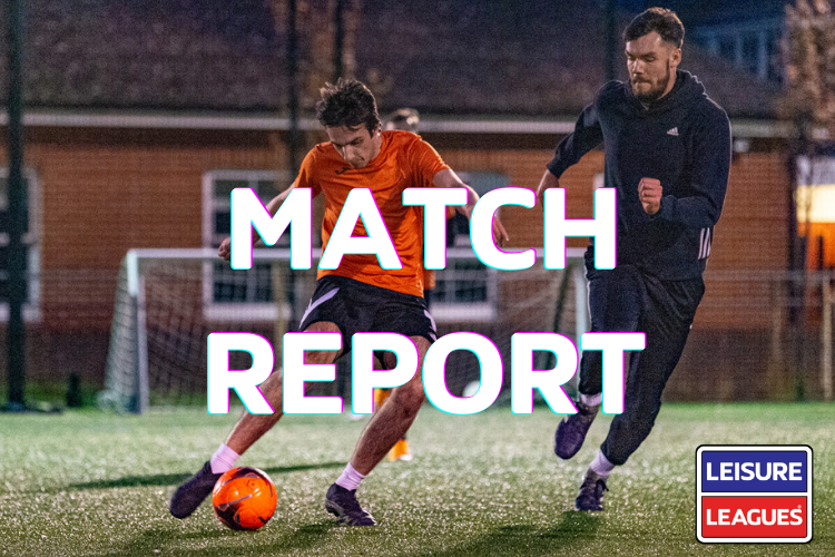 Abingdon Thursday 5 a side match day report!