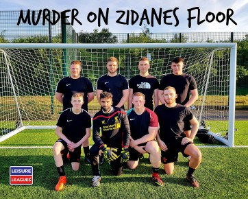 Murder on Zidanes Floor