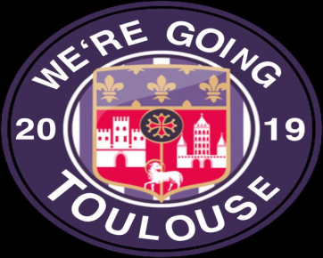 We're going Toulouse