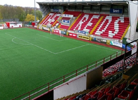 Solitude Cliftonville FC Belfast main image