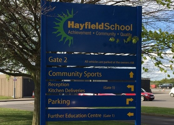 Hayfield School (INDOOR 5 A SIDE)