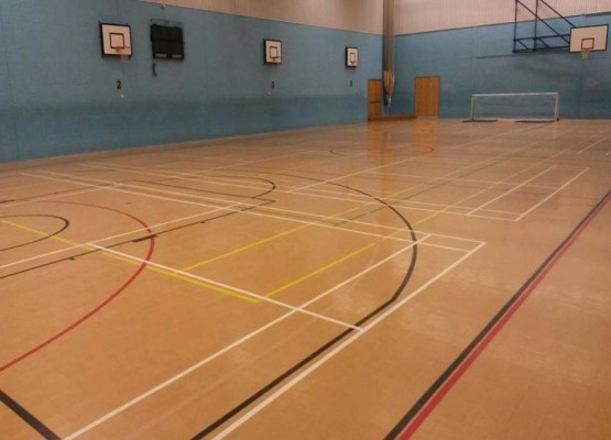 Kirton Middlecott Sports Centre