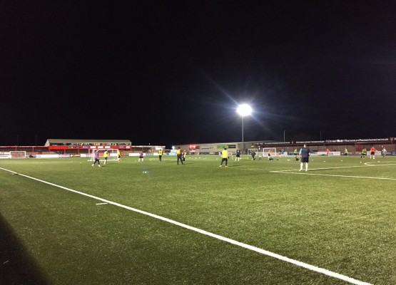 Eastbourne Borough Football Club