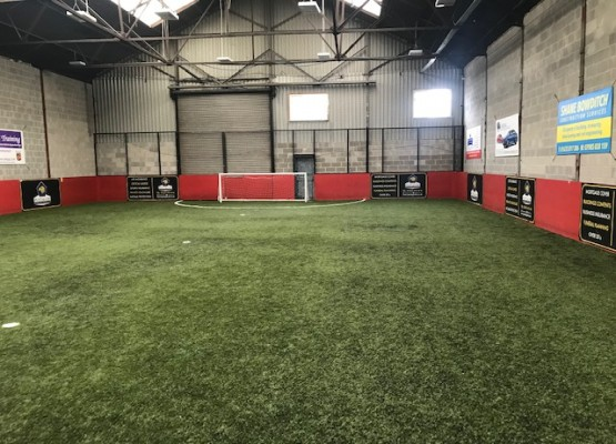 Newport Indoor Football Centre