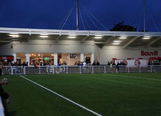The Bauvill Stadium Over 35's League