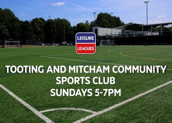 Tooting and Mitcham Community Sports Club