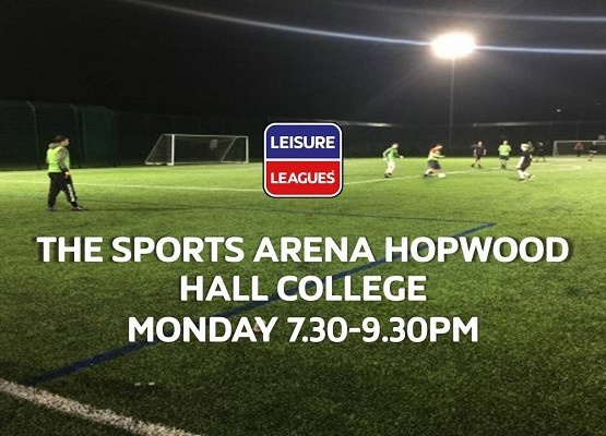 The Sports Arena Hopwood Hall College